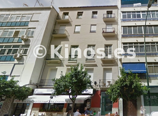 Real estate investment building for sale in the center - Real estate malaga ...