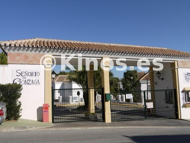 Large senorio gonzaga entrance  large