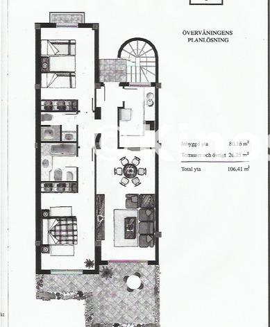 Large 1st floor