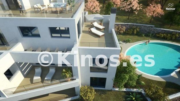 Large vista edi y piscina