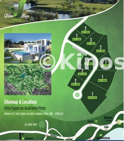 Large green village la cala golf