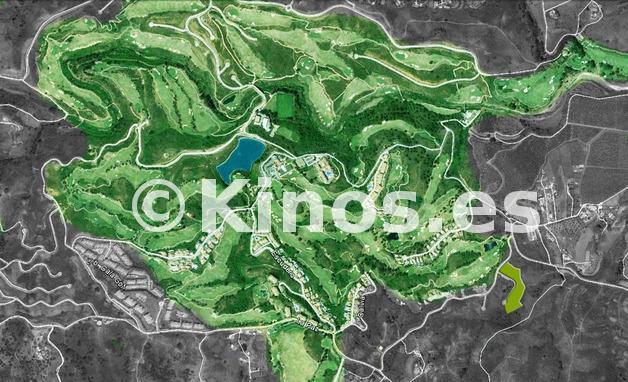 Large greenvillage sitemap