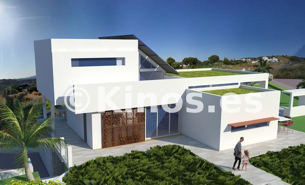 Large greenvillage villa1 3