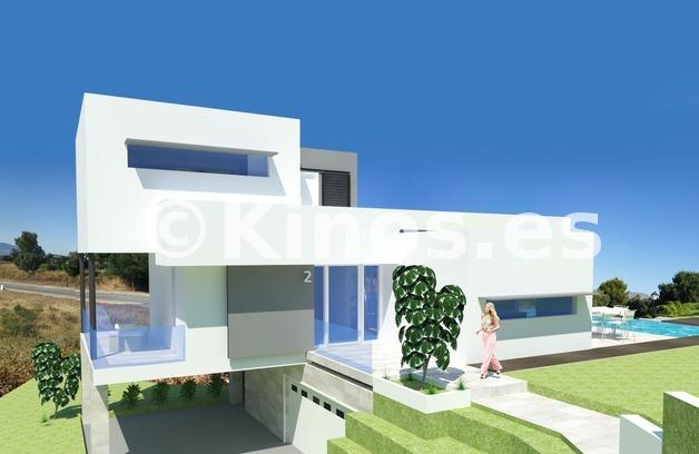 Large greenvillage villa2 2