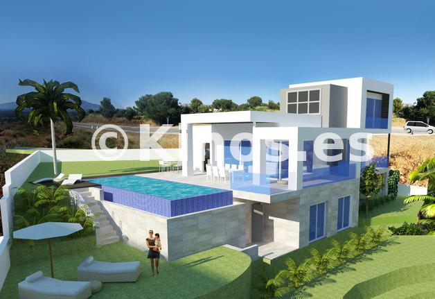 Large greenvillage villa2 3