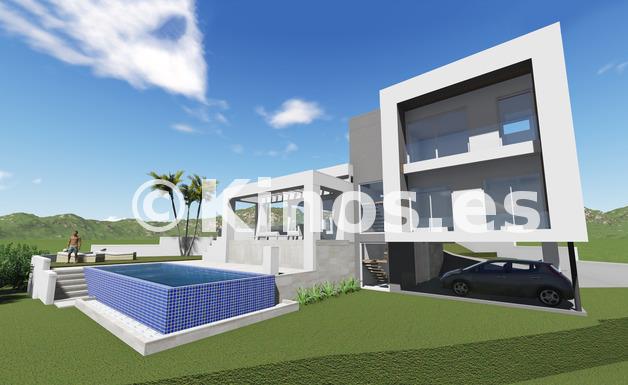 Large greenvillage villa3 1