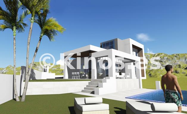 Large greenvillage villa3 2