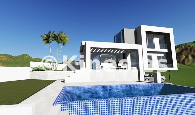 Large greenvillage villa3 3
