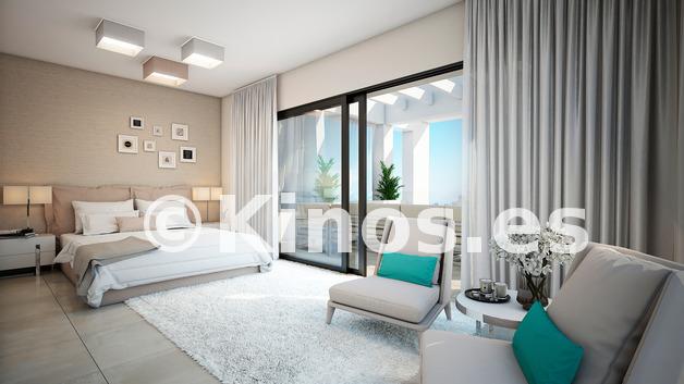 Large atalaya dormitorio