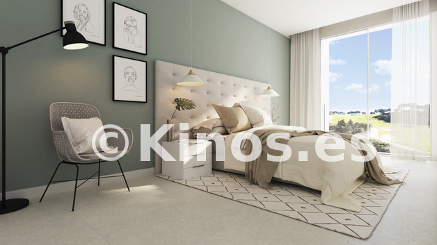 Large lar infinity acacia dormitorio principal