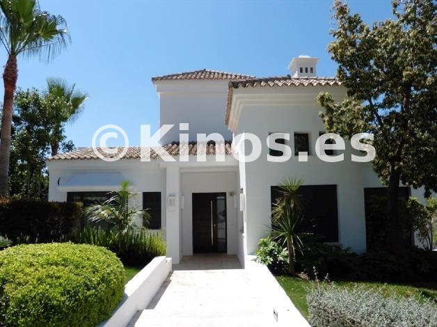 Large villa marbella entrada kinosgroup