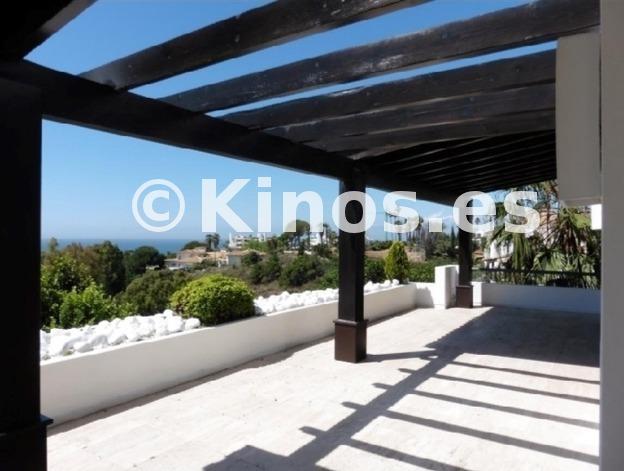 Large villa marbella terraza kinosgroup
