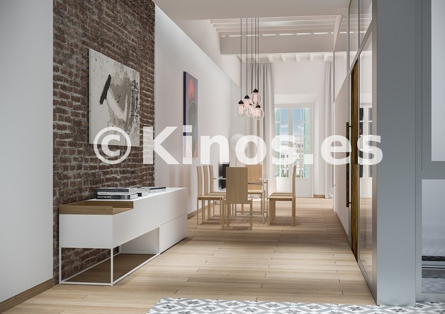 Large apartamento malaga comedor kinosgroup