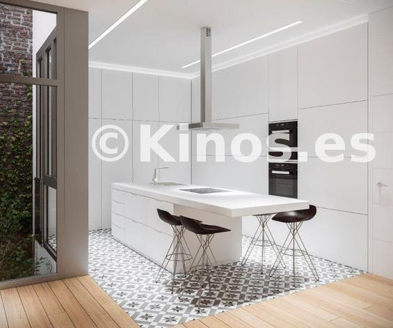 Large apartamento malaga cocina kinosgroup
