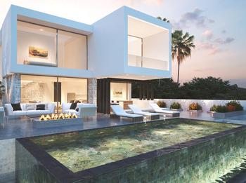 Medium modern villas for sale mijas mediterranean hills 1