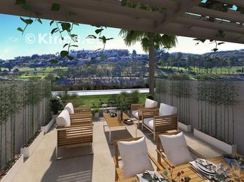 Medium a7 green golf townhouses estepona terrace preview