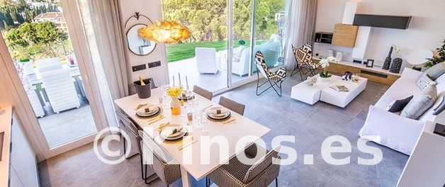 Large b2 caprice apartments la quinta benahavis salon preview