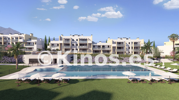 Large neinor homes   casares homes cam 01 piscina frontal