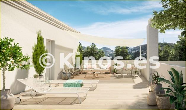 Large terraza 4147