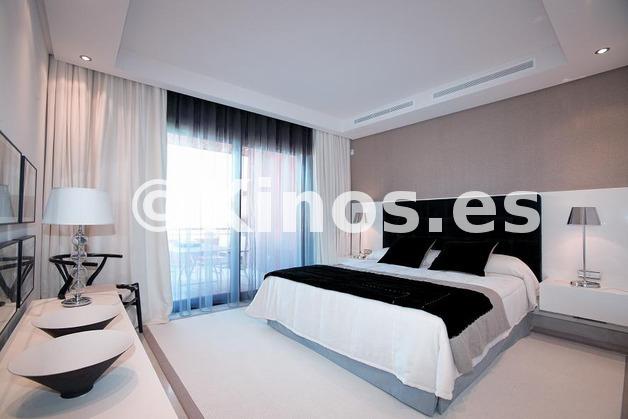 Large dormitorio piso piloto
