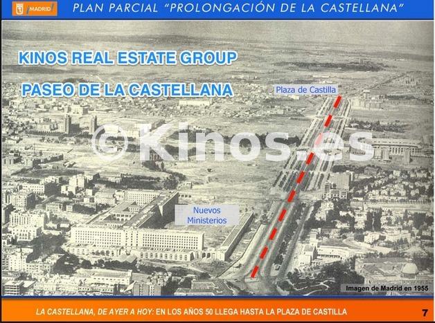 Real estate investment suelos para la venta en prolongaci n paseo de la castellana madrid - Anos luz castellana ...